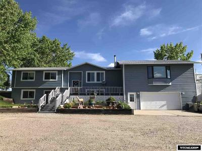 Lander Single Family Home Pending-Continue To Show: 23 Foothills