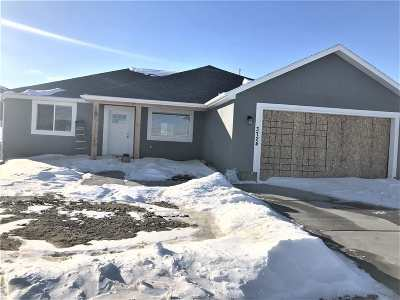 Rock Springs Single Family Home For Sale: 1611 Condor