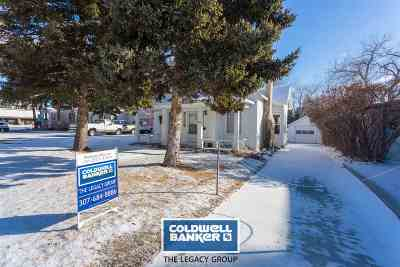 Buffalo Single Family Home For Sale: 559 N Main