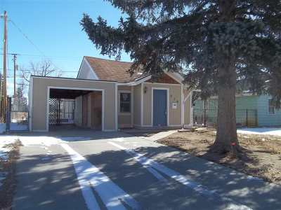 Casper Single Family Home For Sale: 719 S Melrose