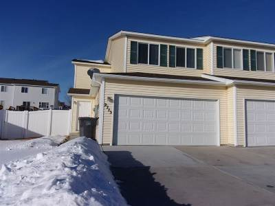 Rock Springs Single Family Home For Sale: 2713 Bastion