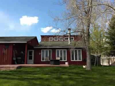 Douglas Single Family Home For Sale: 807 W Yellowstone