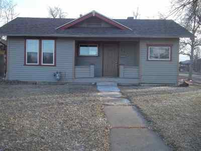 Casper WY Single Family Home For Sale: $70,000