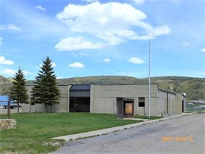 Kemmerer Commercial For Sale: 312 N Us Highway 189