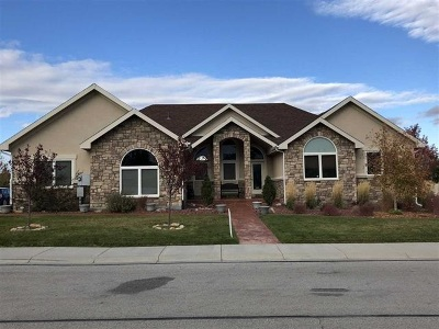 Casper Single Family Home For Sale: 6212 Rosado