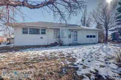 Casper Single Family Home For Sale: 149 S Colorado