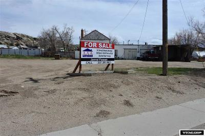 Rock Springs Commercial For Sale: 1300 Elk