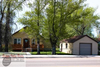 Lyman Single Family Home For Sale: 39830 Business Loop I-80