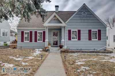 Casper Single Family Home For Sale: 1534 S Elm