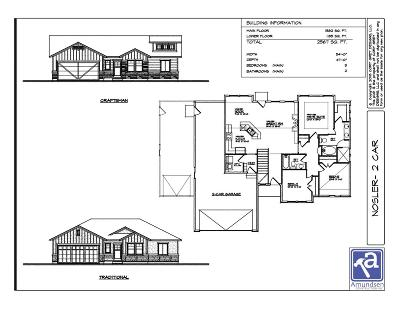 Rock Springs Single Family Home For Sale: 2192 Arthur