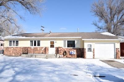 Glenrock Single Family Home For Sale: 74 Mesa Verde