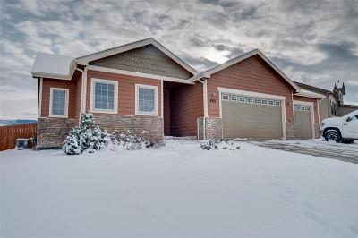 Casper Single Family Home For Sale: 4351 Gosfield
