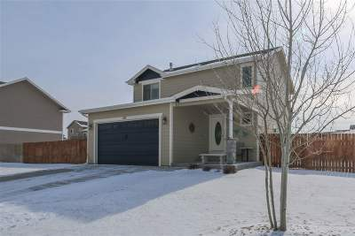 Glenrock Single Family Home For Sale: 367 Williams Way