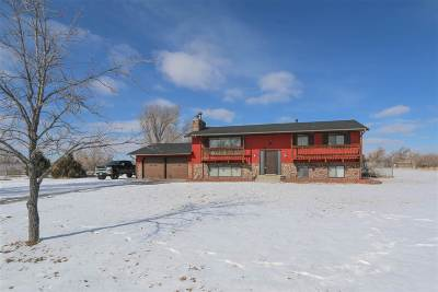 Casper Single Family Home For Sale: 1664 Willow Creek