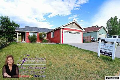 Casper WY Single Family Home For Sale: $242,900