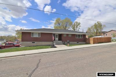 Green River Single Family Home For Sale: 435 N 7th West