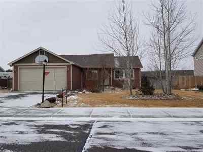 Single Family Home For Sale: 616 Bozeman