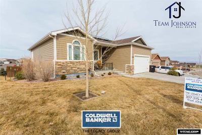 Casper Single Family Home For Sale: 5940 S Oak