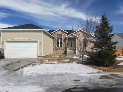 Rock Springs Single Family Home For Sale: 3409 Sherwood