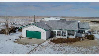 Casper Single Family Home For Sale: 10350 33 Mile Road
