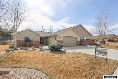 Casper Single Family Home For Sale: 3221 E 18th