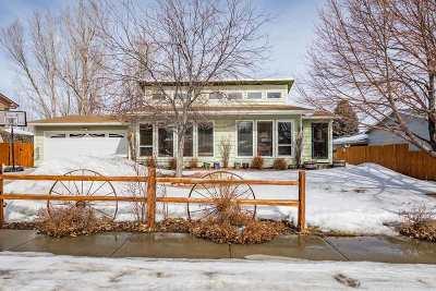 Green River Single Family Home For Sale: 715 Sundance
