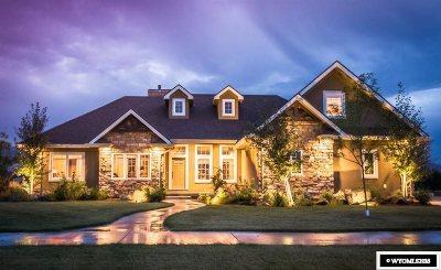 Casper Single Family Home For Sale: 6021 River's Gate