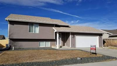 Bar Nunn Single Family Home For Sale: 1728 Absaroka