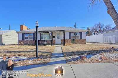 Casper Single Family Home For Sale: 333 Siskin