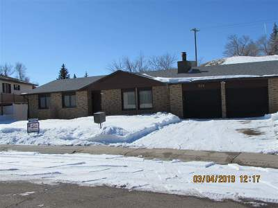 Rock Springs Single Family Home For Sale: 514 Lewis