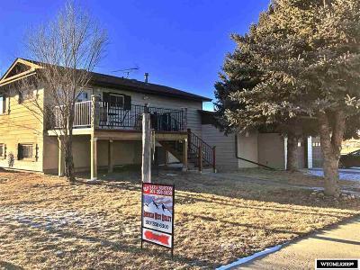 Glenrock Single Family Home For Sale: 902 Keller