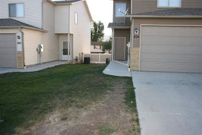 Rock Springs Single Family Home For Sale: 824 Blue Sage