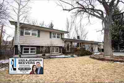 Casper Single Family Home Pending-Continue To Show: 1325 Brookview
