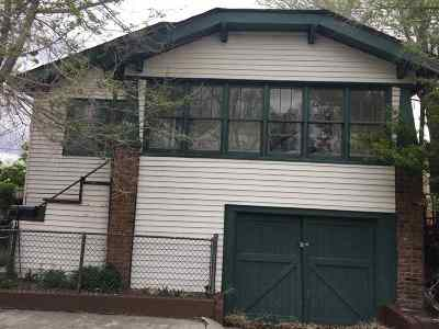 Rock Springs Single Family Home For Sale: 1027 N. Front