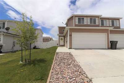 Rock Springs Single Family Home For Sale: 616 Rampart