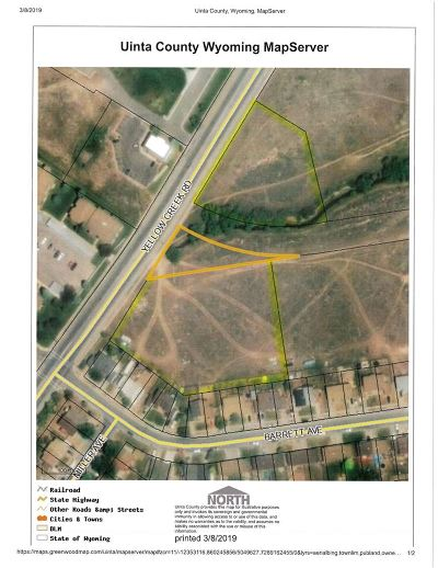 Evanston Residential Lots & Land For Sale: Yellow Creek Road