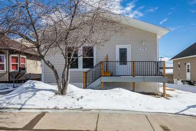 Green River Single Family Home For Sale: 278 N 4th East