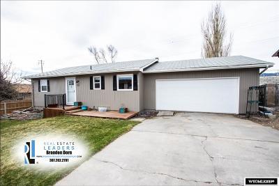 Casper Single Family Home For Sale: 1721 E 24th