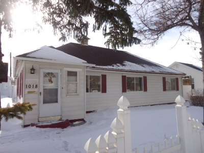 Rock Springs Single Family Home For Sale: 1018 Pilot Butte Ave