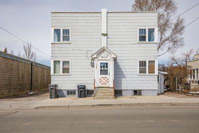 Rock Springs Multi Family Home For Sale: 123 Blair