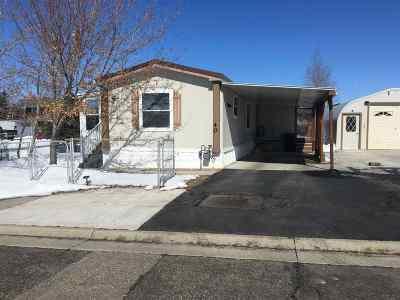 Diamondville Single Family Home For Sale: 40 Glencoe