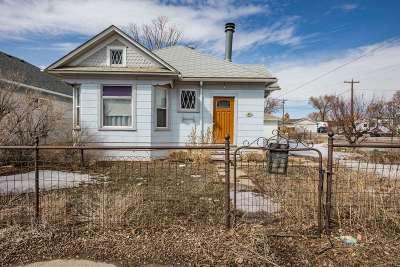 Rock Springs Single Family Home For Sale: 45 Blair
