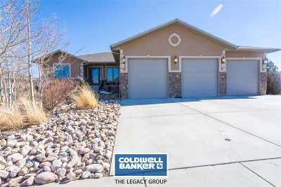 Casper Single Family Home For Sale: 2839 Hogan
