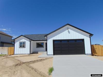 Casper Single Family Home For Sale: 3062 Indian Scout