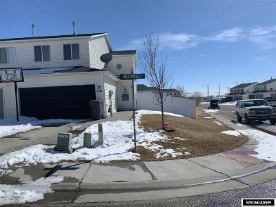 Rock Springs Single Family Home New: 2225 Westridge Dr