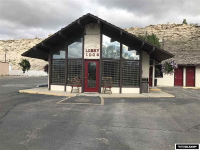 Rock Springs Commercial For Sale: 1004 Dewar