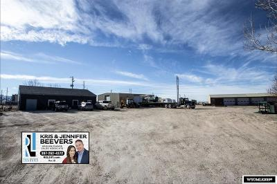 Casper Commercial For Sale: 2060 N Salt Creek Hwy