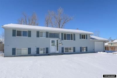 Casper WY Single Family Home For Sale: $234,900