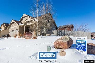 Casper WY Single Family Home For Sale: $389,000