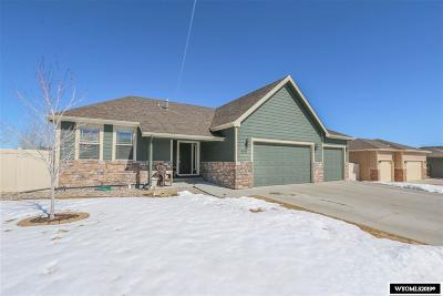 Casper WY Single Family Home For Sale: $335,000